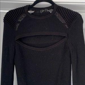 Isabel Marant Long Black Sweater